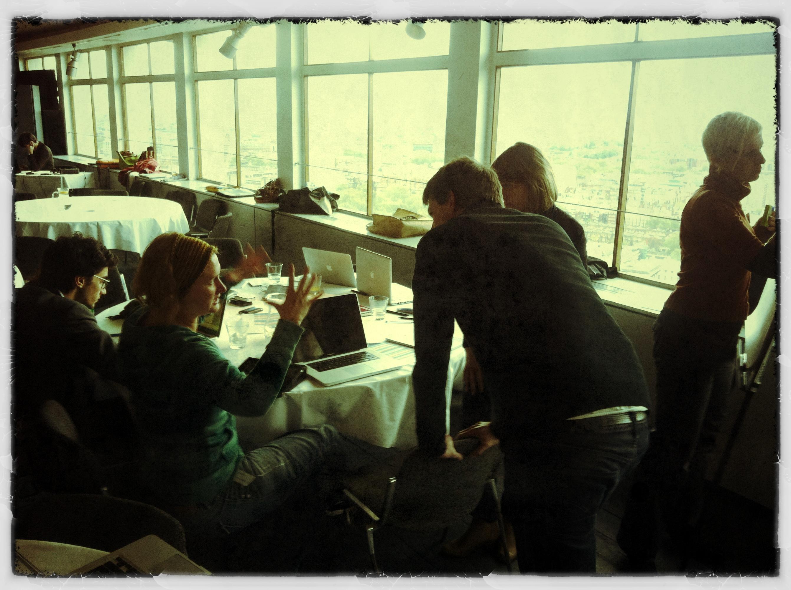 Transmedia Next Day 2 + 3 #tnx12