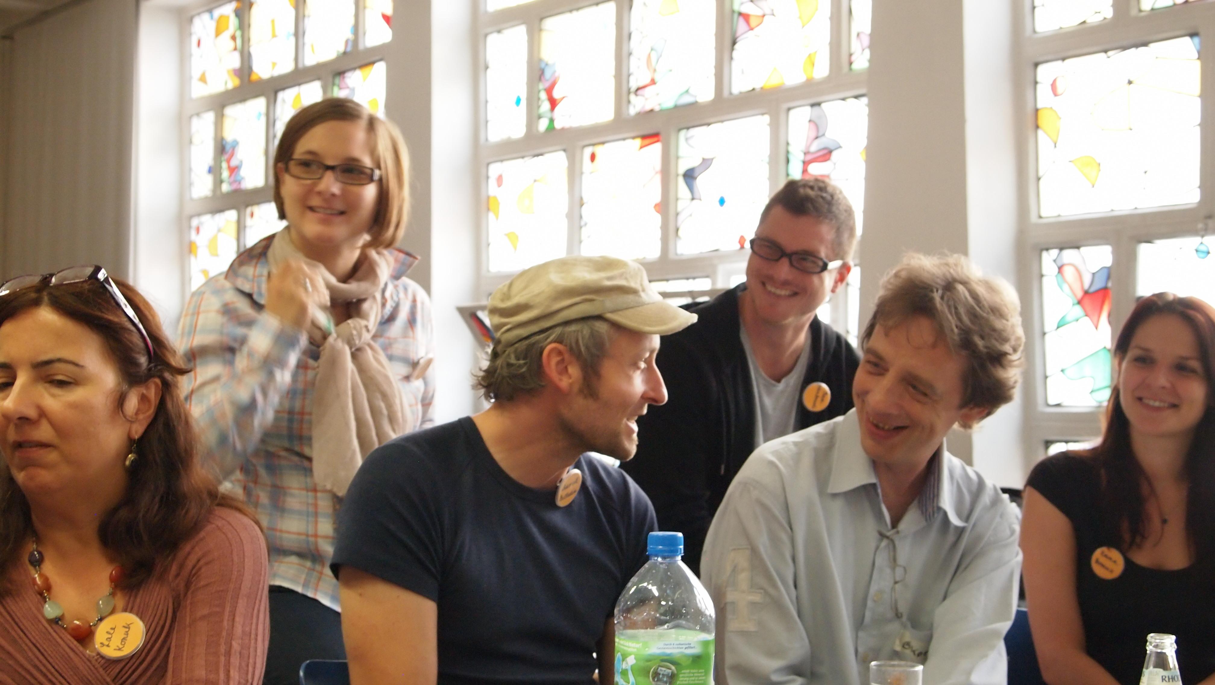 Storytelling auf dem stARTcamp Köln