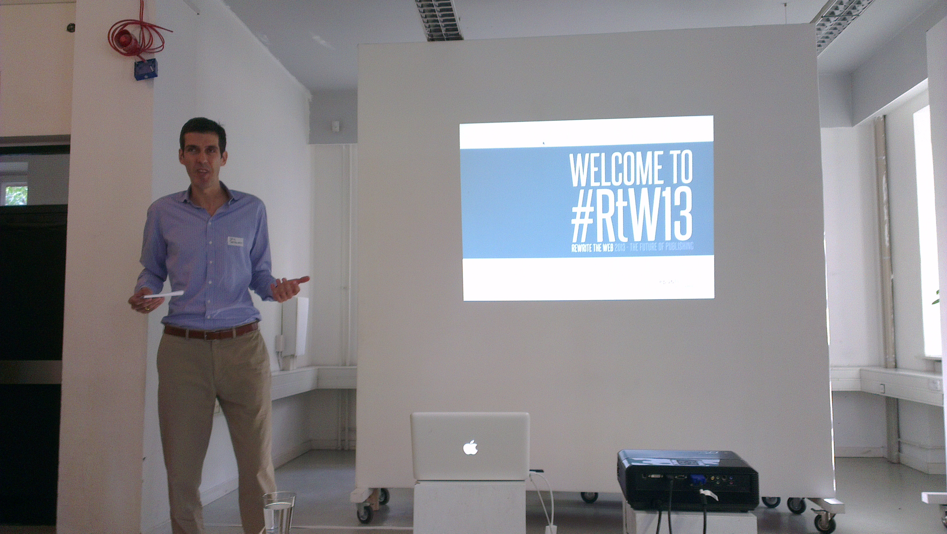 Rewrite the Web '13